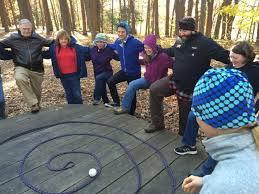 team building nature foret jeux